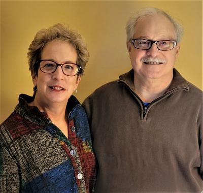 Meryl and Jeff Kaplan
