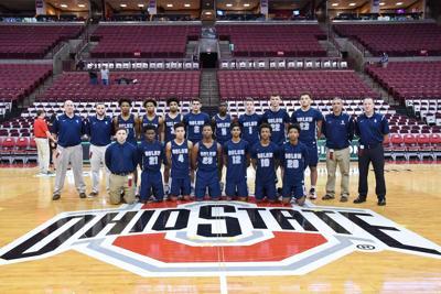 2017-2018 Solon Boys' Basketball Team