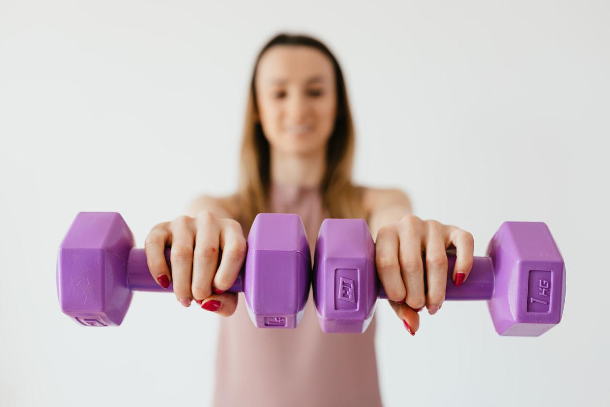 stock fitness exercise