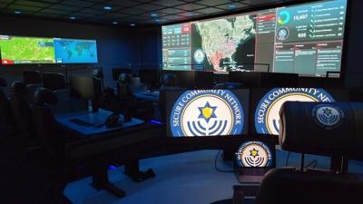 National Jewish Security Operations Command Center