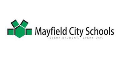 Mayfield city schools logo