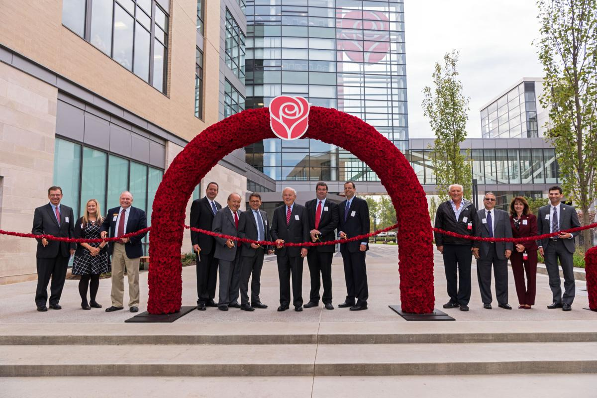 American greetings opens new world headquarters at crocker park american greetings ribbon cutting m4hsunfo