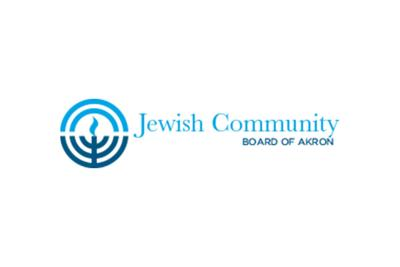Jewish community board of akron logo