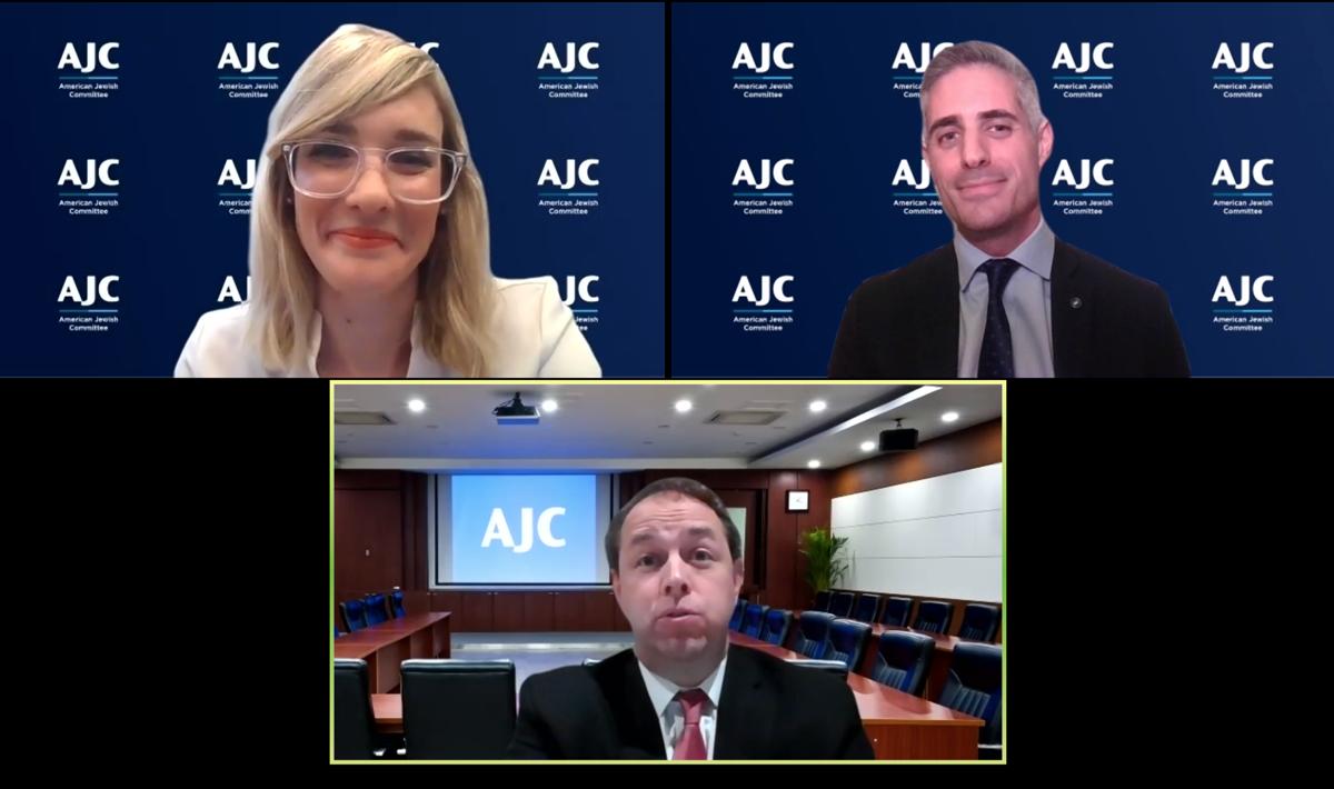 AJC conversation