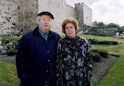 Serge and Beate Klarsfeld