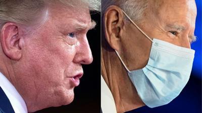 Donald Trump denounces white supremacy, but not QAnon