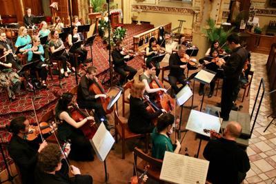 CityMusic Cleveland musicians