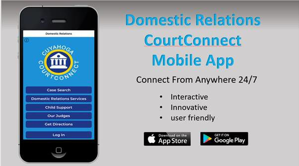 CourtConnect app launched to aid those in Cuyahoga County's domestic