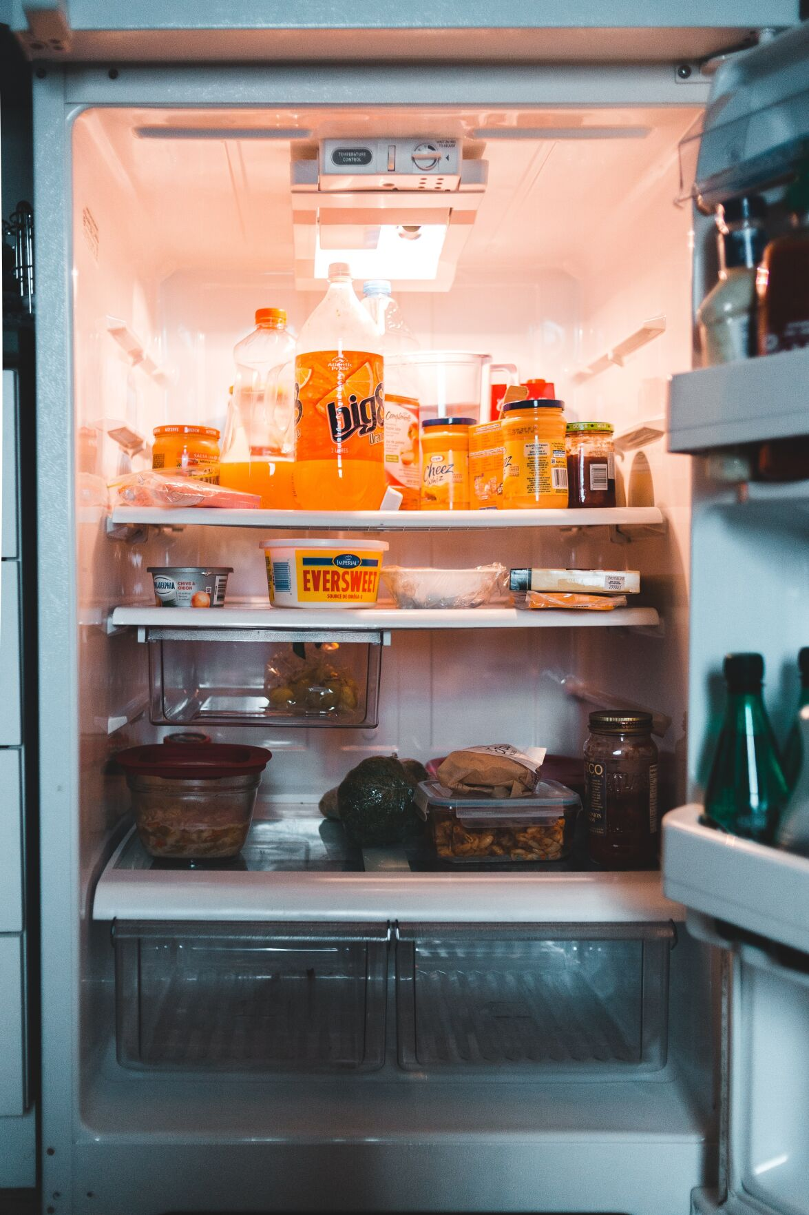 stock food health refrigerator