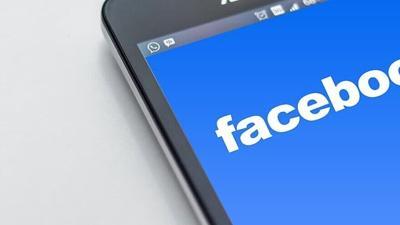 Stock facebook social media