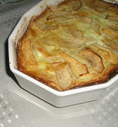 Argentinean Apple Dessert