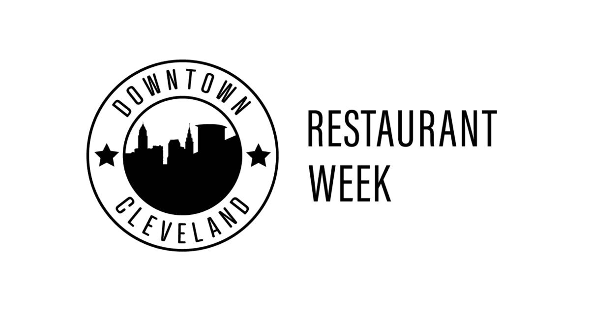 Downtown Cleveland restaurant week