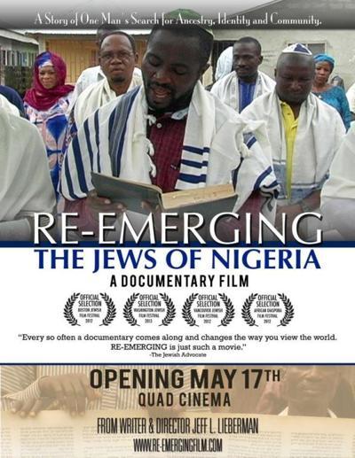 RE-EMERGING The Jews of Nigeria
