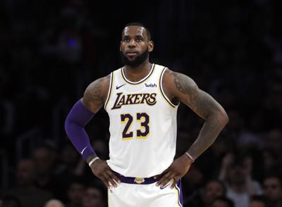 James called for  foul  after sharing rapper s lyric about Jews ... 4d207084bceb