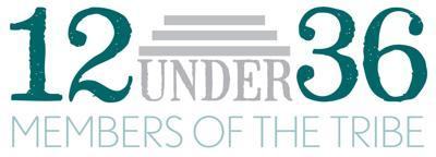 12 Under 36 logo