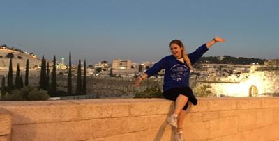 Starting my year in Israel