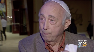 A 93-year-old Holocaust survivor is celebrating his bar mitzvah on 81st anniversary of Kristallnacht