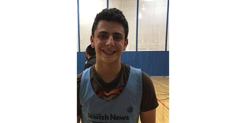 Cleveland Jewish Basketball League: Tyler Spitz