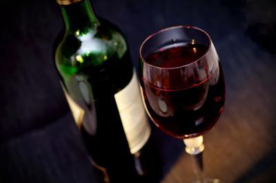 stock wine