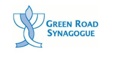 Green road synagogue twitter card logo