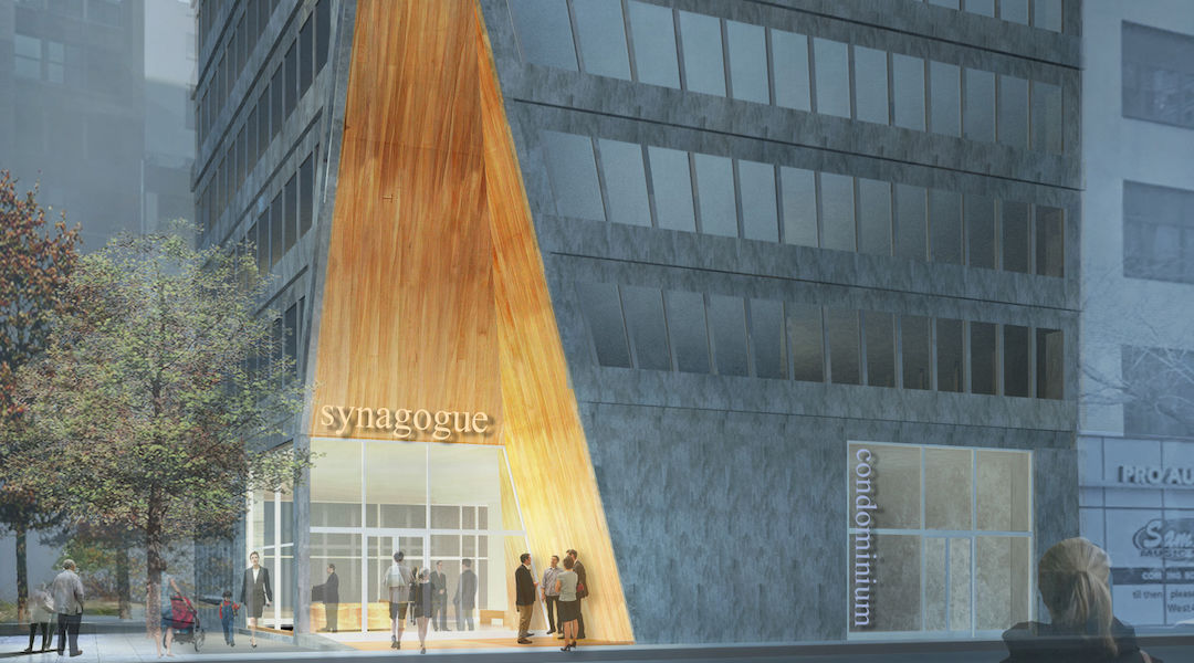These Manhattan synagogues want to become condominiums