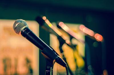 Stock sing music