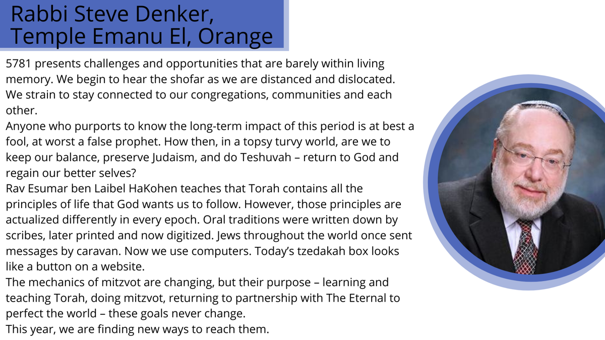 Rabbi Denker