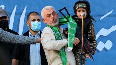 Hamas leader Yahya Sinwar