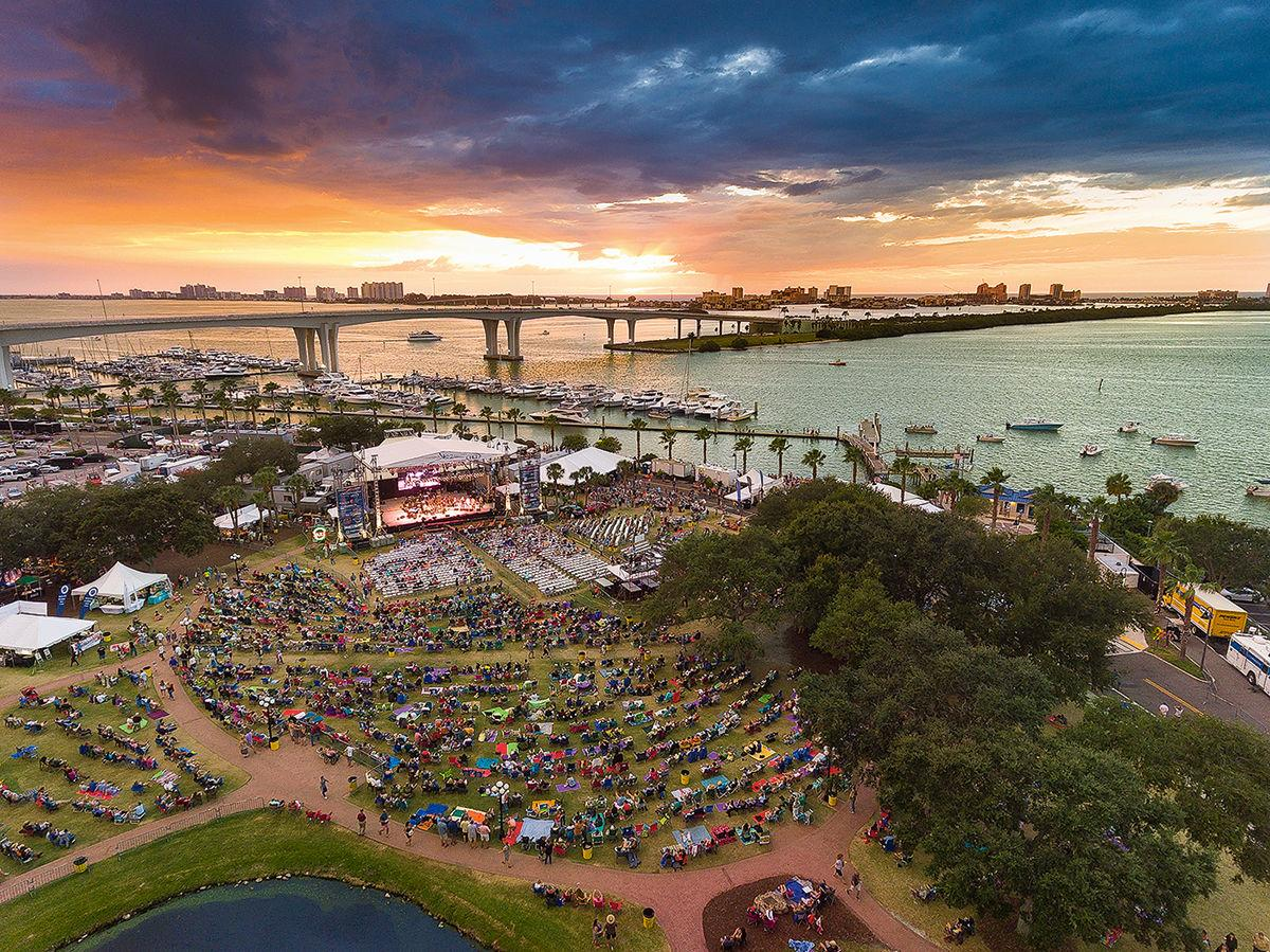 Clearwater Jazzfest, Clearwater, Florida