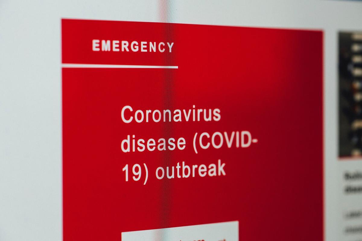 Stock coronavirus health