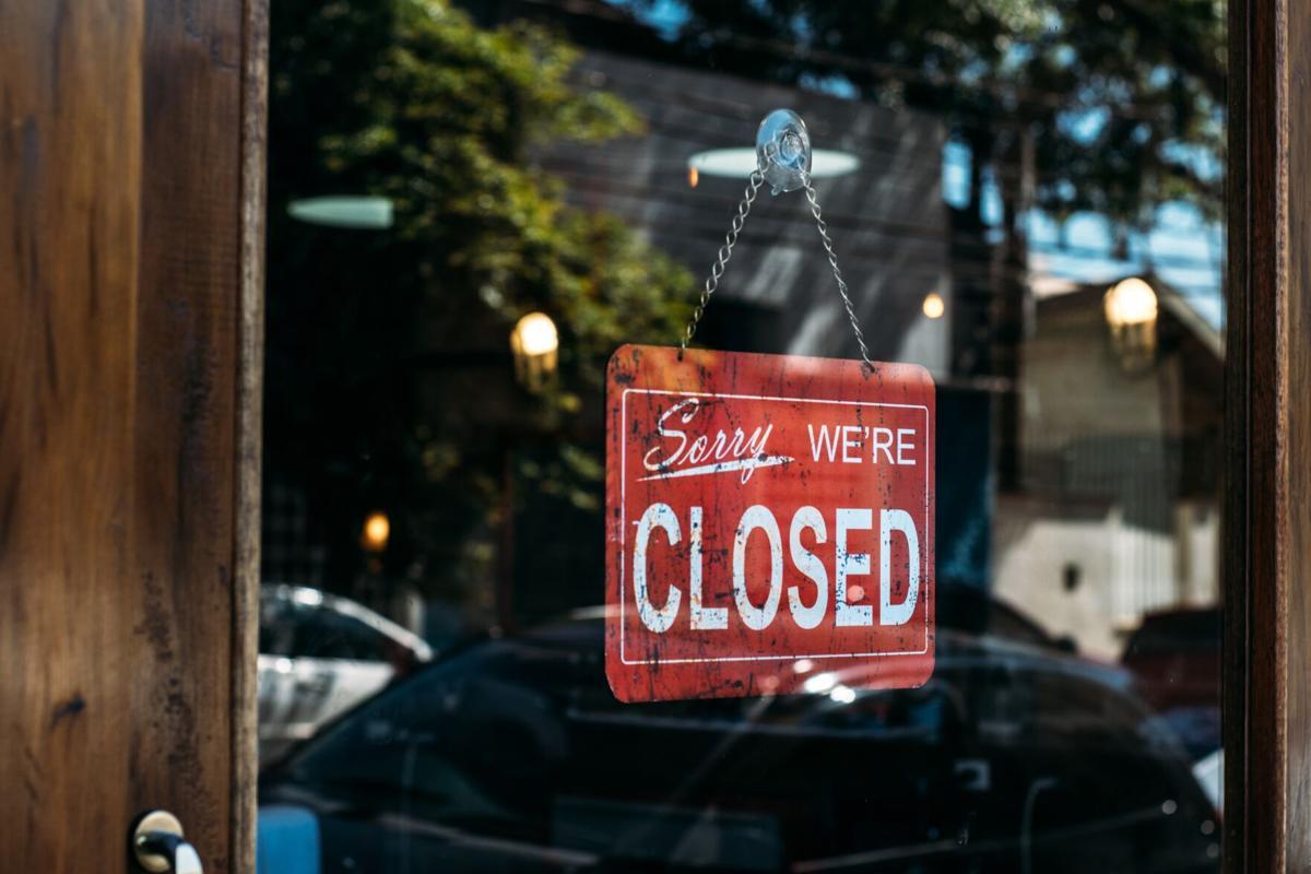 Stock closed