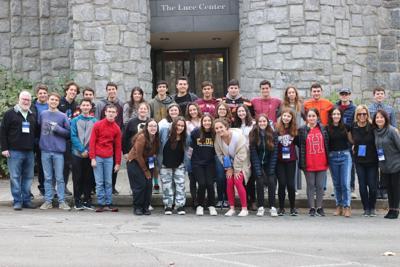 Area students participate in Teen Israel Leadership Institute