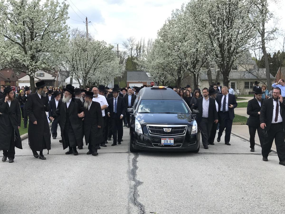 Klein funeral hearse