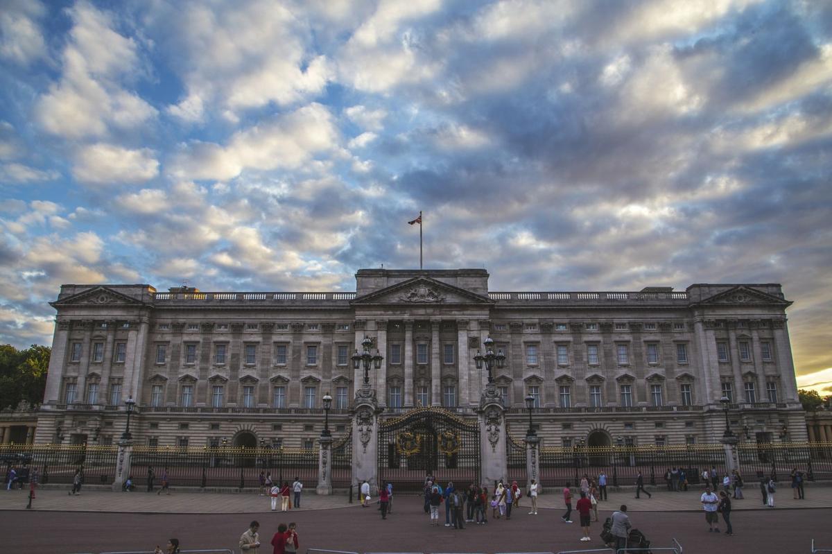 Stock Buckingham Palace