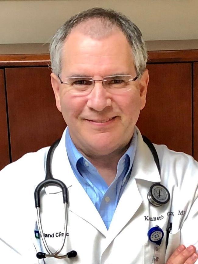 Dr Ken Goodman