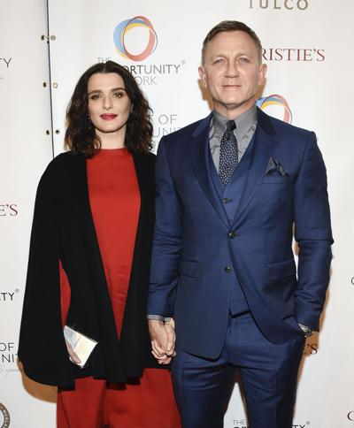 Rachel Weisz Says Her 3 Month Old Daughter Looks Like Husband Daniel