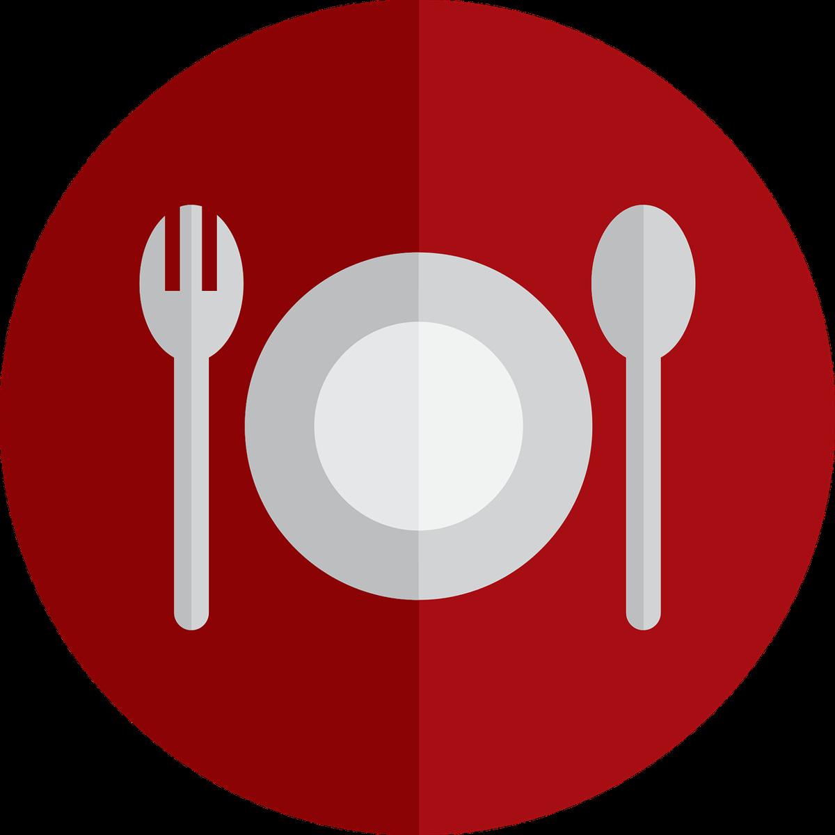 stock dinner plate