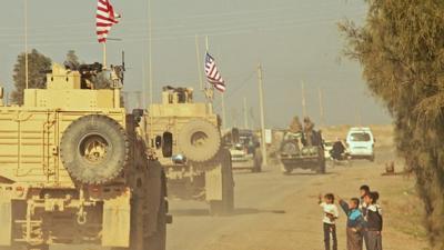 Developments in northern Syria 'disturbing for Israel'