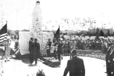 Kol Israel memorial