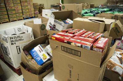 Chagrin Falls historical society holds food drive