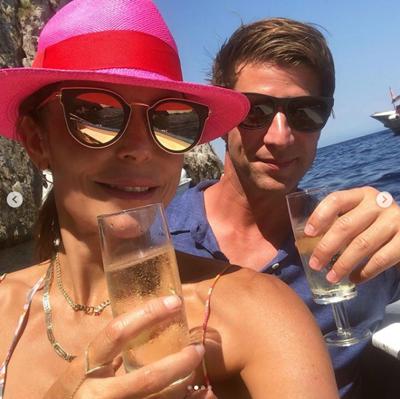 Bethenny Frankel posts sweet birthday message to boyfriend Paul Bernon