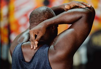 Stock shoulder health
