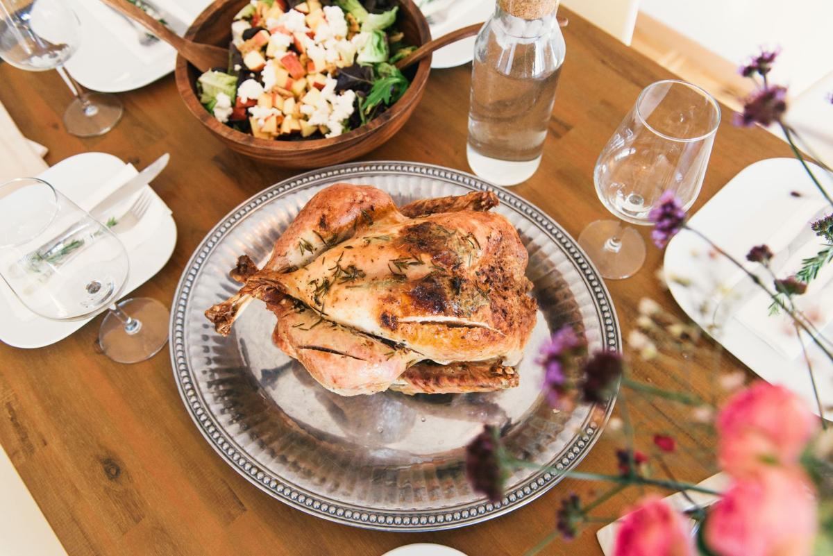 Stock turkey thanksgiving