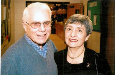 Rabbi Michael and Sheila Hecht