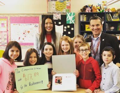 Gross Schechter students raise over $600 for hurricane relief