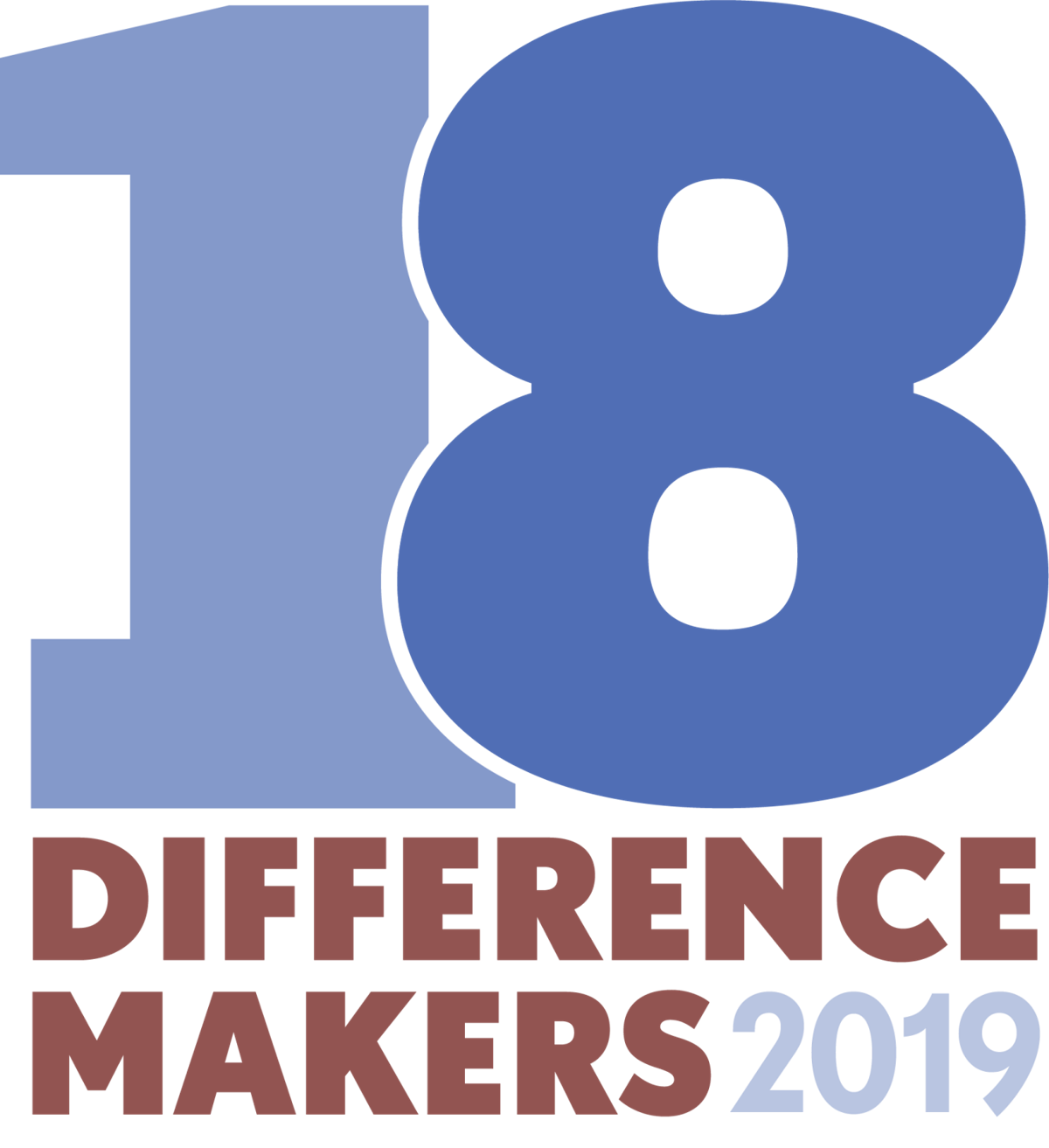 18 Difference Makers 2019