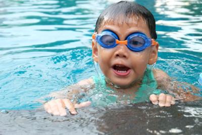 Stock swimming
