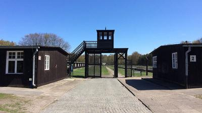 Former concentration-camp guard stands trial in Germany