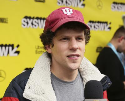 Jesse Eisenberg: My new movie is a 'hilarious satire on masculinity'