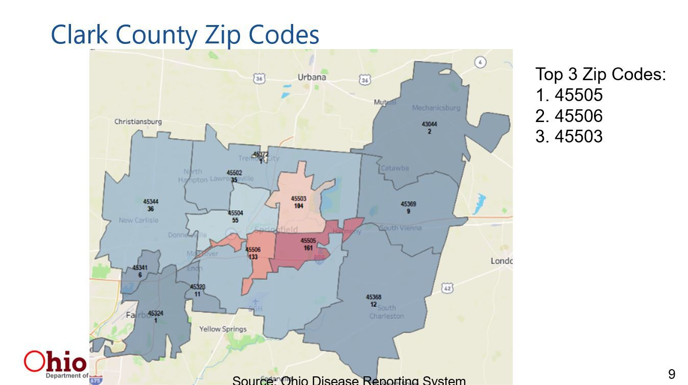 Picture of: Southwest Ohio Showing Worrisome Trend In Covid 19 Cases Local News Clevelandjewishnews Com